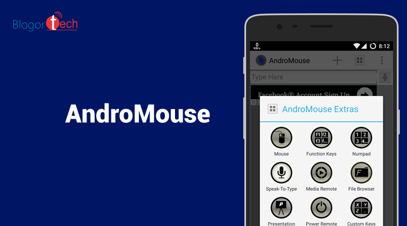 andro-mouse
