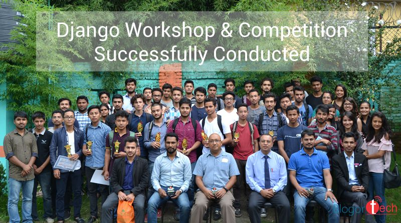 Django workshop and competition