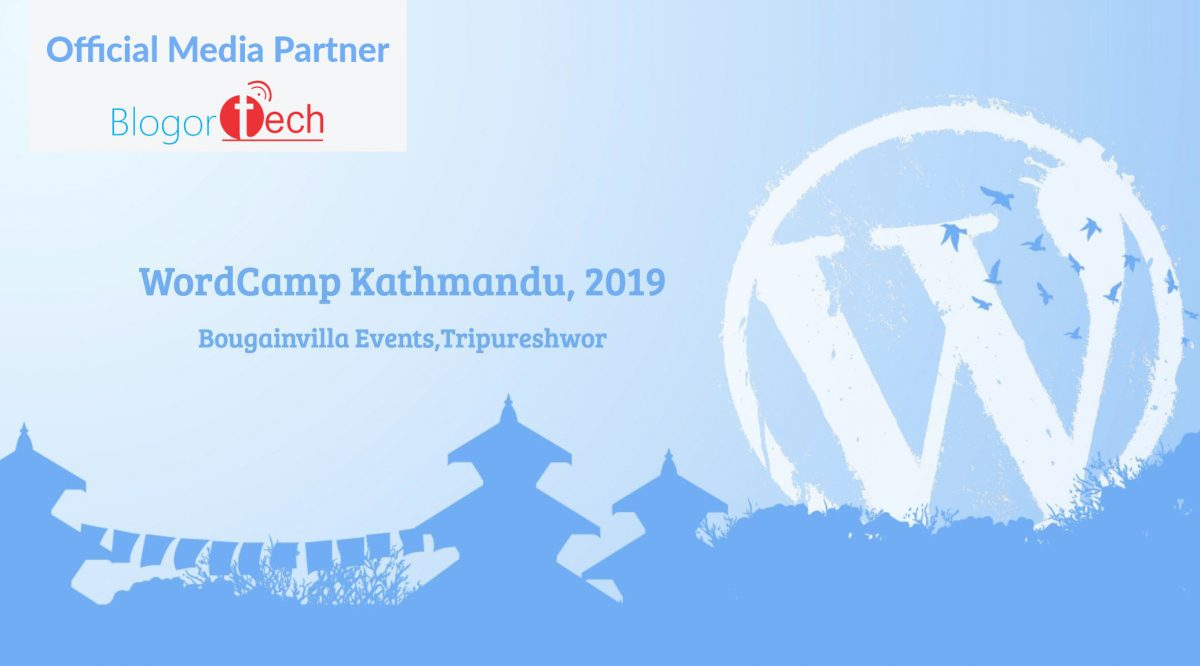 official media partner wordcamp kathmandu
